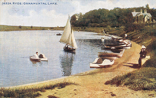Ornamental Lake, Ryde