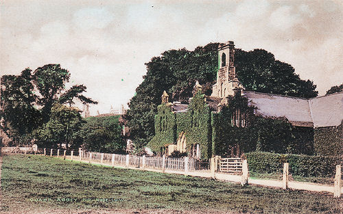 Old Quarr Abbey