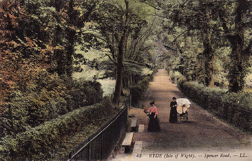 Spencer Road, Ryde