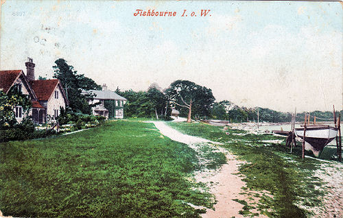 Fishbourne Shore